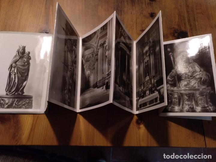 Postales: Zaragoza, el Pilar, 10 postales en estuche desplegable. - Foto 2 - 169101092