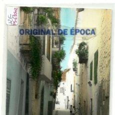 Postales: (PS-61042)POSTAL DE CRETAS(TERUEL)-VISTA PARCIAL.EXCLUSIVAS NIEVES CARCELLER. Lote 170864545