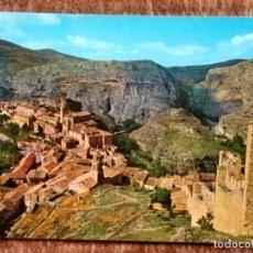 Postales: ALBARRACIN - VISTA PARCIAL. Lote 171170723