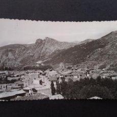 Postales: ORGAÑA HUESCA VISTA GENERAL. Lote 171771152