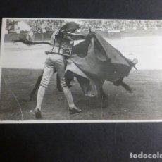 Postales: ZARAGOZA CORRIDA DE TOROS GOYESCA POSTAL FOTOGRAFICA FOTO PALACIO. Lote 171973819