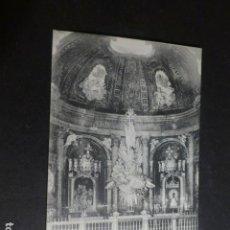 Postales: ZARAGOZA INTERIOR DE LA CAPILLA DEL PILAR. Lote 172017388