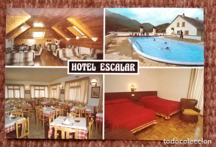 HOTEL ESCALAR - PANTICOSA (Postales - España - Aragón Moderna (desde 1.940))