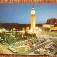 Postales: ZARAGOZA - FERIA DE MUESTRAS. Lote 172207339