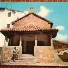 Postales: ARCOS DE LAS SALINAS - TERUEL - ERMITA DE SAN ROQUE. Lote 172211013
