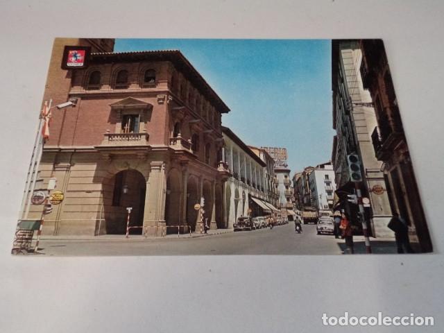 HUESCA - POSTAL HUESCA - PORCHES DE GALICIA (Postales - España - Aragón Moderna (desde 1.940))