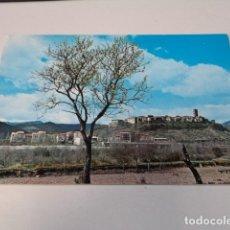 Postales: HUESCA - POSTAL AÍNSA - VISTA GENERAL Y RÍO CINCA. Lote 172783713