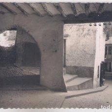 Postales: POSTAL DE BENABARRE - ESCUELAS PIAS.. Lote 172785557