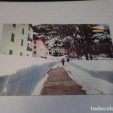 Postales: HUESCA - POSTAL BALNEARIO DE PANTICOSA - NEVADO. Lote 172822699