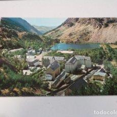 Postales: HUESCA - POSTAL BALNEARIO DE PANTICOSA - VISTA PANORÁMICA (VALLE DE TENA). Lote 172829299