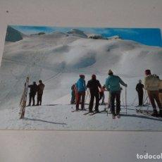 Postales: HUESCA - POSTAL FORMIGAL - SALLENT DE GÁLLEGO - VISTA GENERAL - PISTA 3 HOMBRES. Lote 172843345