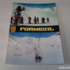 Postales: HUESCA - POSTAL FORMIGAL - PISTAS DE IZAS. Lote 172843418