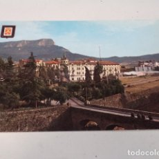 Postales: HUESCA - POSTAL JACA - VISTA PARCIAL - AL FONDO PEÑA OROEL. Lote 172850218