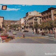 Postales: HUESCA - POSTAL JACA - AVENIDA PRIMO DE RIVERA - AL FONDO COLLARADA. Lote 172850309