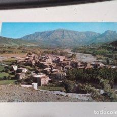 Postales: HUESCA - POSTAL LA PUEBLA DE RODA - VISTA GENERAL. Lote 172850384