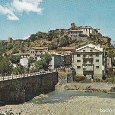 Postales: HUESCA PIRINEO ARAGONES AINSA VISTA PARCIAL ED. ESCUDO DE ORO Nº 3224 AÑO 1967. Lote 173073775