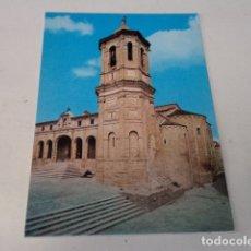 Postales: HUESCA - POSTAL RODA DE ISABENA - CATEDRAL ROMÁNICA. Lote 173390659