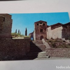 Postales: HUESCA - POSTAL RODA DE ISABENA - PALACIO EPISCOPAL. Lote 173390734