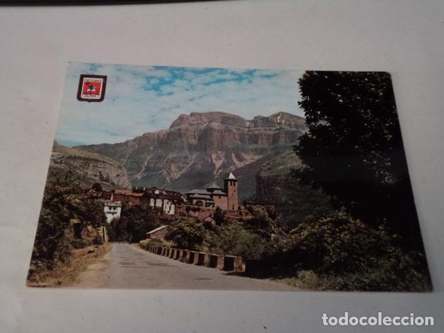 HUESCA - POSTAL TORLA - VISTA PARCIAL - AL FONDO MONDARRUEGO (Postales - España - Aragón Moderna (desde 1.940))