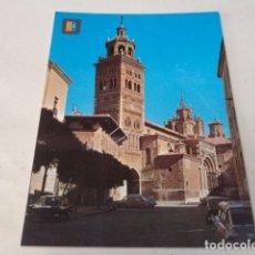 Postales: TERUEL - POSTAL TERUEL - CATEDRAL. Lote 173406707