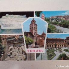 Postales: TERUEL - POSTAL TERUEL. Lote 173407117