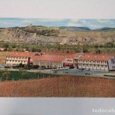 Postales: ZARAGOZA - POSTAL CALATAYUD - HOTEL ROGELIO. Lote 173565308