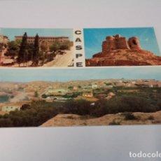 Postales: ZARAGOZA - POSTAL CASPE . Lote 173565414
