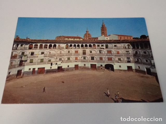 ZARAGOZA - POSTAL TARAZONA - ANTIGUA PLAZA DE TOROS (Postales - España - Aragón Moderna (desde 1.940))