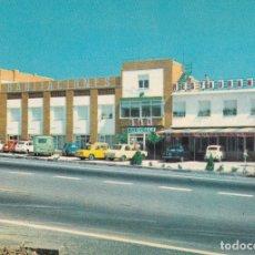 Postales: ZARAGOZA CALATAYUD HOTEL MARIVELA RESTAURANTE ED. CELADA AÑO 1973. Lote 173981832
