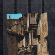 Postales: ALBARRACIN. CIUDAD HISTÓRICA Y MONUMENTAL. RINCÓN TÍPICO. Lote 174140938