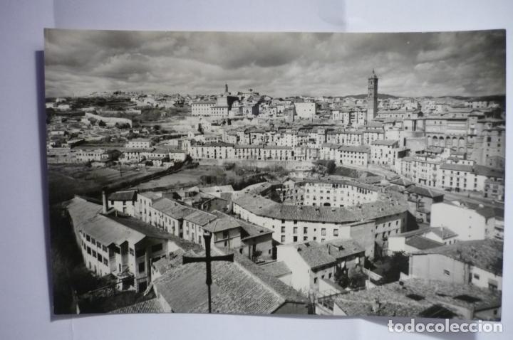 POSTAL TARAZONA VISTA GENERAL Y PLAZA TOROS VIEJA CM (Postales - España - Aragón Moderna (desde 1.940))