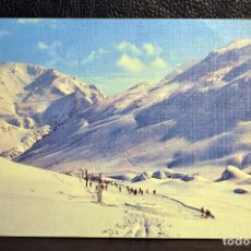 Postales: PISTAS DEL TOBAZO - CANDANCHÚ - HUESCA. Lote 174512627