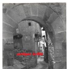 Postales: ALBARRACIN Nº 2 ARCO DEL PORTAL .- EDICIONES SICILIA . Lote 175011610