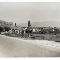 Postales: ZARAGOZA - CALATAYUD - VISTA PARCIAL. Lote 175612879
