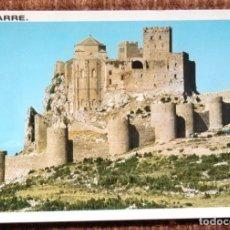 Postales: CASTILLO DE LOARRE - HUESCA. Lote 176408202