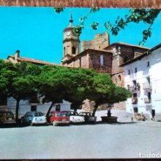 Postales: ALCALA DE LA SELVA - TERUEL. Lote 176408732