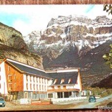 Postales: ORDESA - HUESCA - HOTEL ORDESA. Lote 176409310