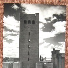 Postales: ZARAGOZA - CRIPTA DE LOS CAIDOS - IGLESIA DE SAN ANTONIO. Lote 176409565