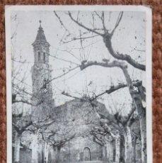 Postales: COLEGIO DE LA COMPAÑIA DE JESUS, NUESTRA SEÑORA DE VERUELA - BORJA - ZARAGOZA. Lote 176409855