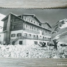 Postales: ANTIGUA Y BONITA POSTAL DE CANFRANC - CANDANCHÚ HOTEL CANDANCHÚ - CIRCULADA - EN BUEN ESTADO - EDICI. Lote 176495193