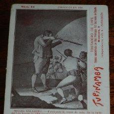 Postales: POSTAL DE LOS SITIOS DE ZARAGOZA, CENTENARIO DE LOS SITIOS 1908, N. 23, MIGUEL SALAMERO, TIP. CASAÑA. Lote 176860544