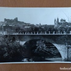 Postales: POSTAL ALCAÑIZ VISTA GENERAL FOTO GRACIA JARKE CIRCULADA 14 X 9 CM (APROX). Lote 177392203