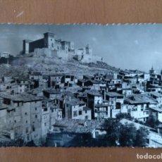 Postales: POSTAL ALCAÑIZ CASTILLO DE LOS CALATRAVOS AMPLIACION EDICIONES SICILIA. Lote 177392354