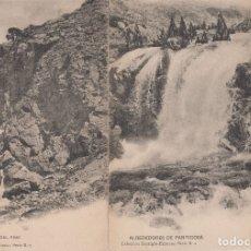 Postales: HUESCA.PANTICOSA.COLECCION PIRRACAS. Lote 177658698