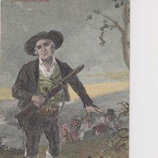 Postales: ZARAGOZA.1808. TIO JORGE FAMOSO GUERRILLERO.. Lote 177658863
