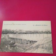 Postales: POSTAL COLECCION SALCEDO 15 CANAL DE ARAGON Y CATALUÑA. Lote 289784773