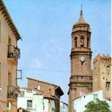 Postales: IGLESUELA DEL CID - 1 CALLE SAN PABLO. Lote 178004768