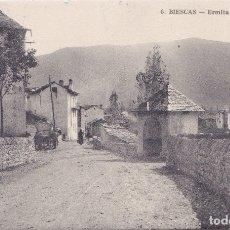 Postales: BIESCAS (HUESCA) - ERMITA DE SAN ANTONIO - FELIX IPIENS. Lote 178073074