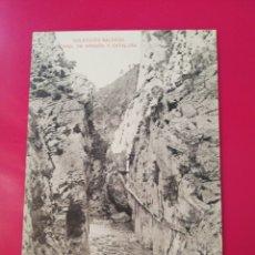 Postales: POSTAL COLECCION SALCEDO 21 CANAL DE ARAGON Y CATALUÑA. Lote 178113508