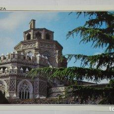 Postales: POSTAL ZARAGOZA, CIMBORRIO DE LA CATEDRAL DE LA SEO. Lote 178129445